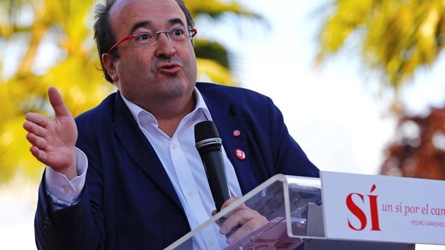 """Iceta ve a Puigdemont """"desconectado de la realidad"""" con un plan que """"fracasará"""""""