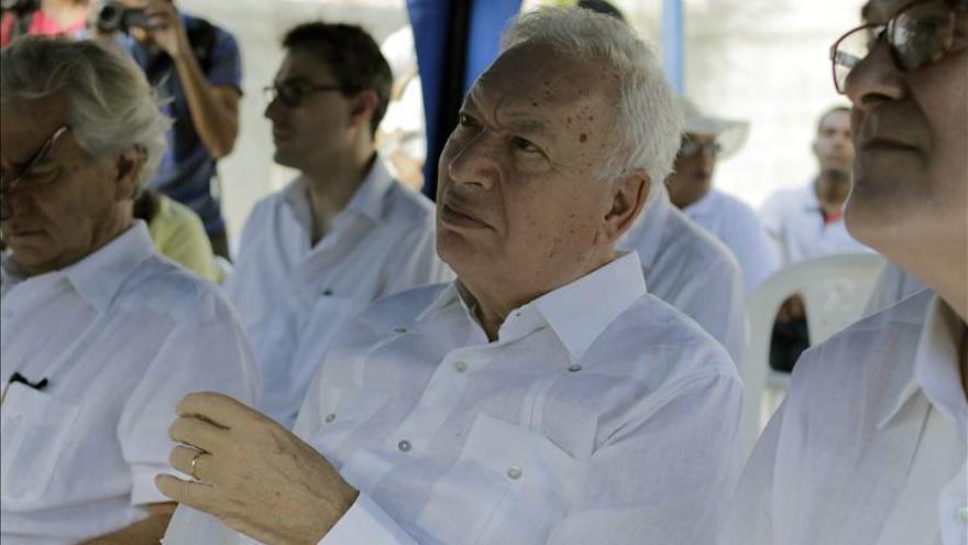 Margallo llega a Cuba en primera visita de un jefe de la diplomacia desde 2010