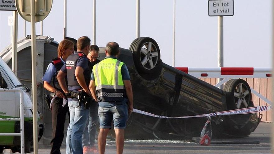 Conseller Forn: los cinturones explosivos de los terroristas de Cambrils eran falsos