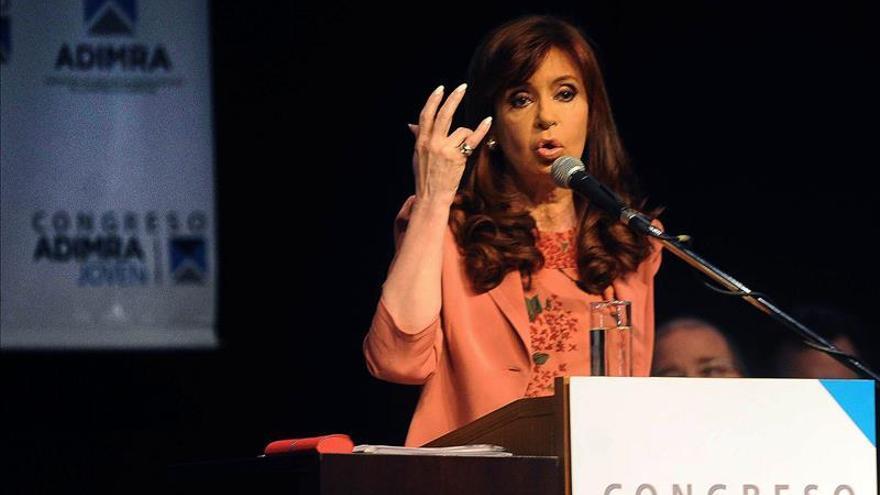 La presidenta argentina permanece internada por sigmoiditis por quinto día