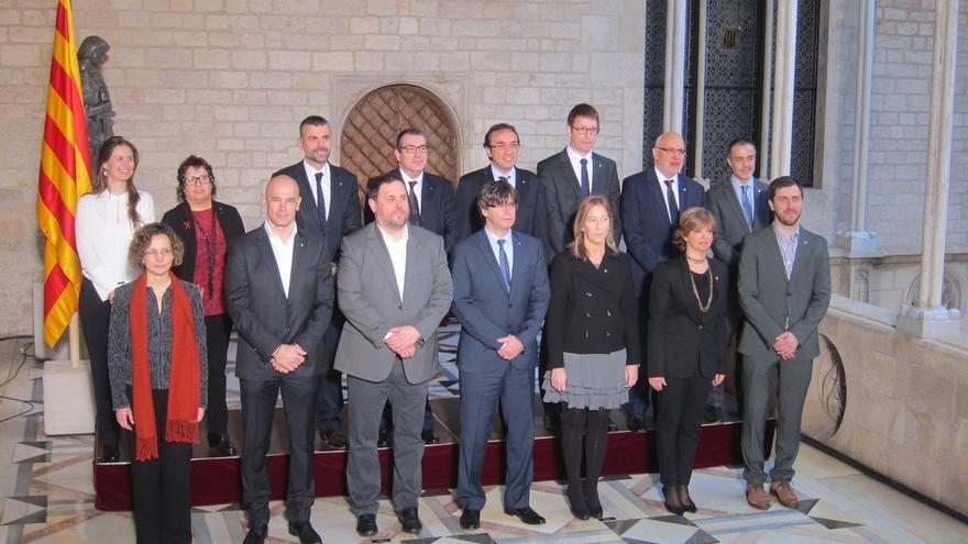 Puigdemont cesa al conseller Jordi Baiget y nombra a Santi Vila