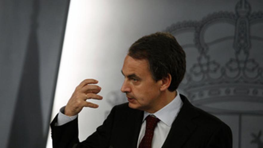 Zapatero en La Moncloa