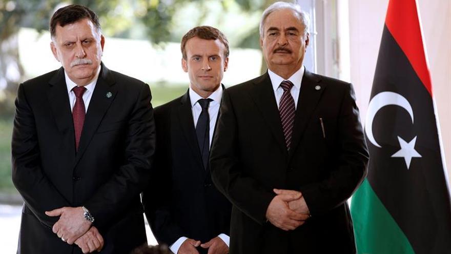 El mariscal libio Hafter pide a la UE que envíe drones y helicópteros a Libia