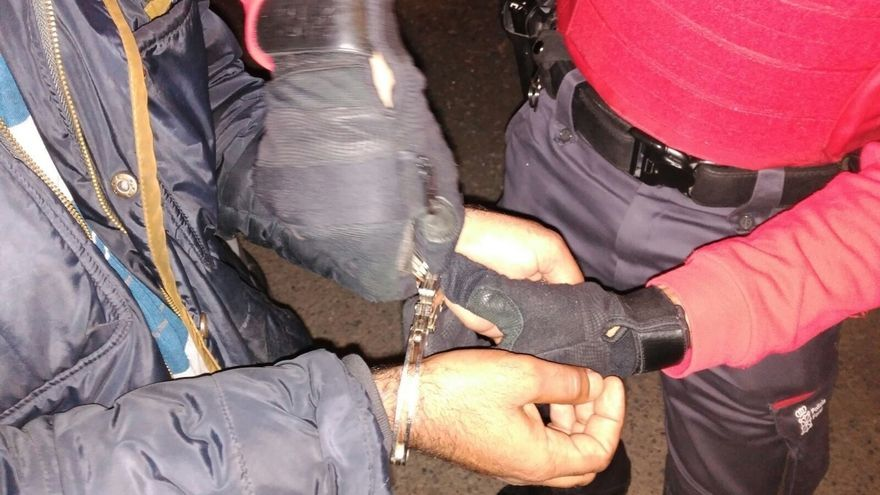 Ingresan en prisión tres detenidos en Navarra por reclamaciones judiciales