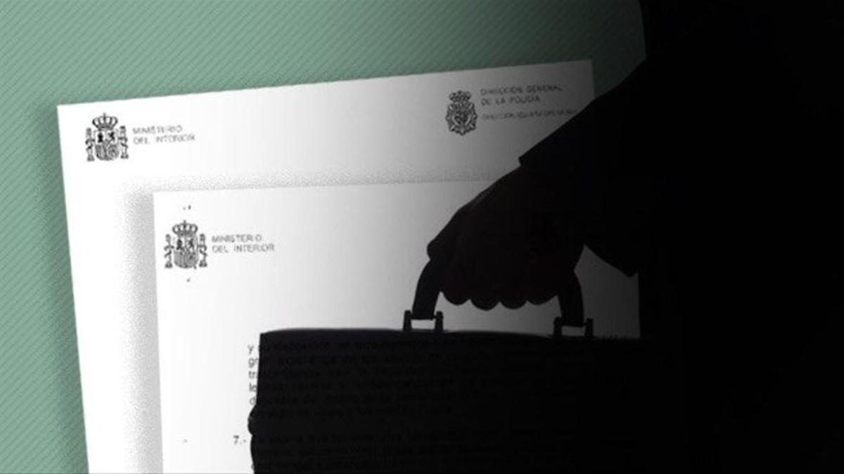 """La Fiscalía advierte de que la operación """"ilegal"""" de espionaje a Bárcenas se financió con fondos reservados"""