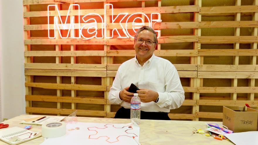 Dale Dougherty, padre de la primera 'web' comercial y del movimiento 'maker'