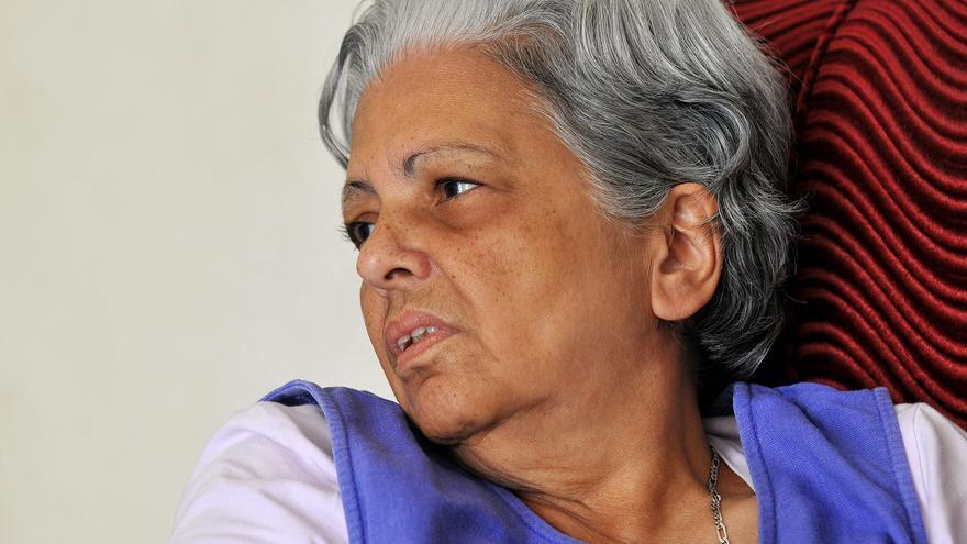 La disidente cubana Marta Beatriz Roque lidera una huelga de hambre en La Habana
