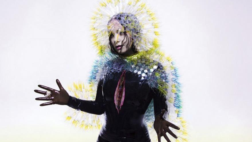 Björk, anatomía de una mutante