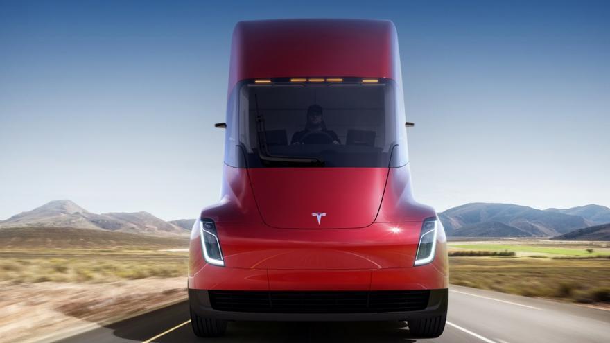 El Tesla Semi