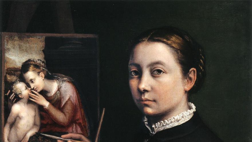 Sofonisba Anguissola, pintora italiana