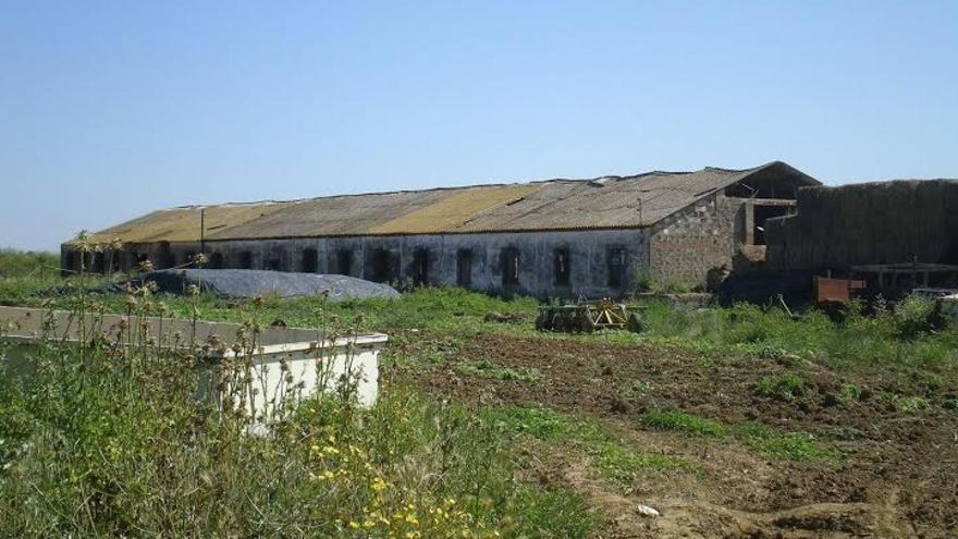 Estado actual de uno de los edificios de la colonia / ARMHEx