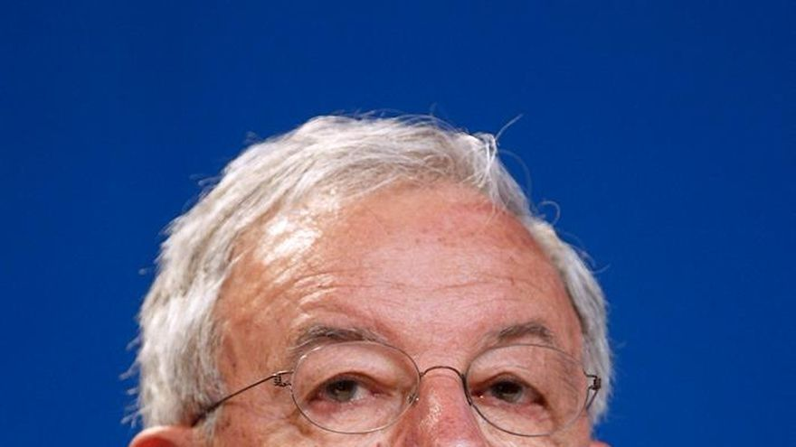 Alain Lamassoure se postula como candidato PPE a presidente de la Eurocámara