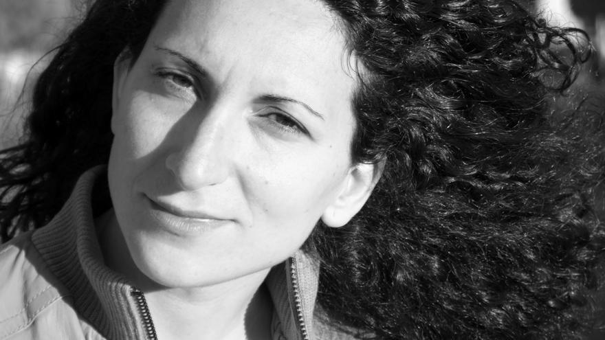 La periodista italiana y autora de 'Las cuatro estaciones de Atenas' Mariangela Paone