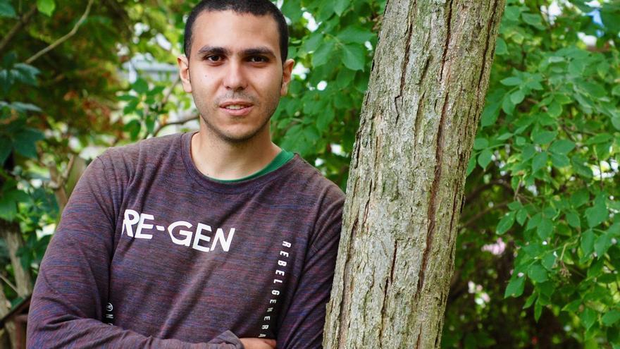 Mohamed Hisham participó en un programa de televisión del que fue expulsado por ser ateo.