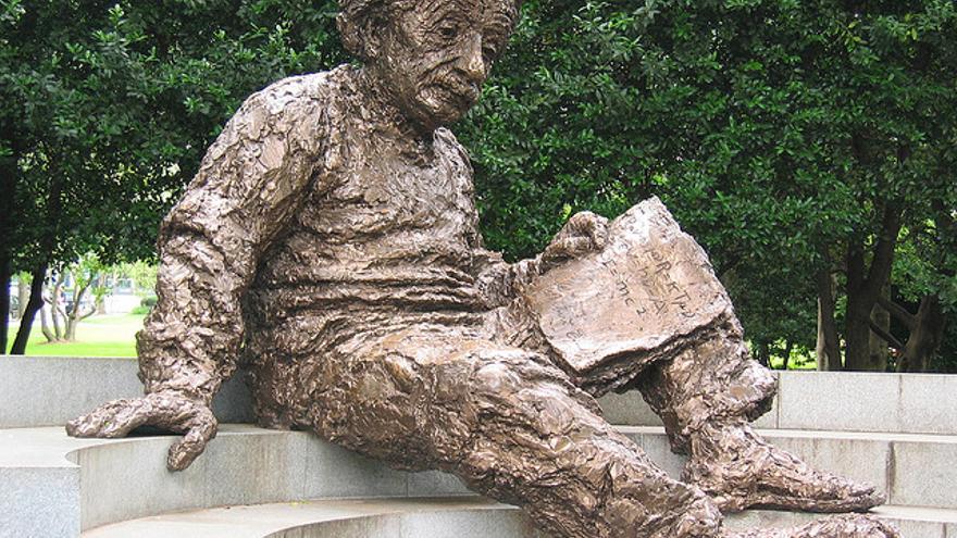 Einstein fue uno de los genios que se sintió atraído por el Go (Foto: afagen | Flickr)