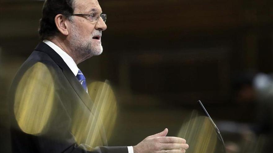 Rajoy reitera oferta de entendimiento a Cataluña sin violar la Constitución