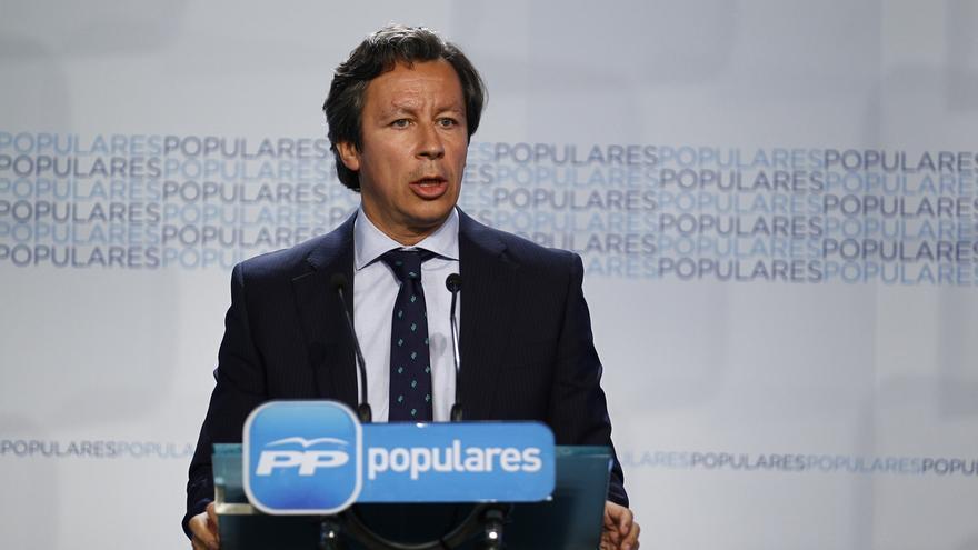 Floriano anuncia que cualquier cargo del PP imputado por corrupción no podrá ir en las listas del PP