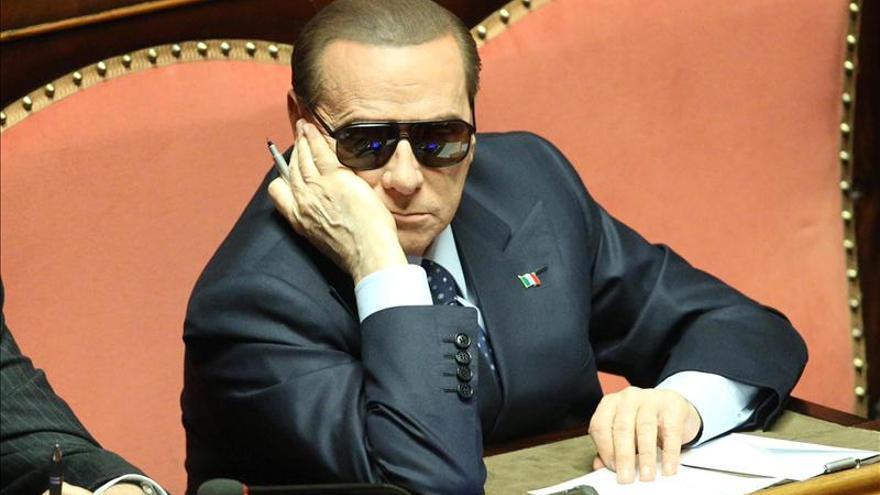 Confirman la condena a 4 años de cárcel de Berlusconi por fraude fiscal