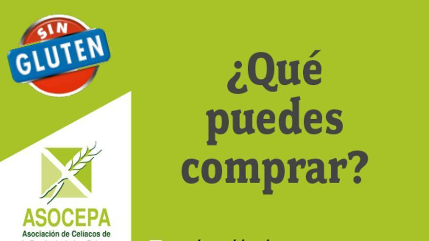 Cartel de recogida de alimento que llevarán a cabo Mercadona y Asocepa.