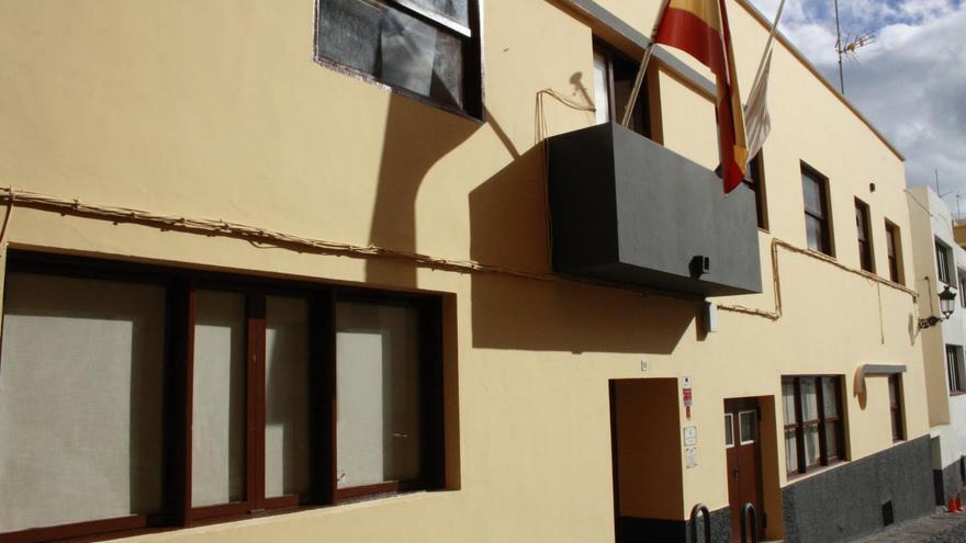 Centro de Día de Mayores de Santa Cruz de La Palma.