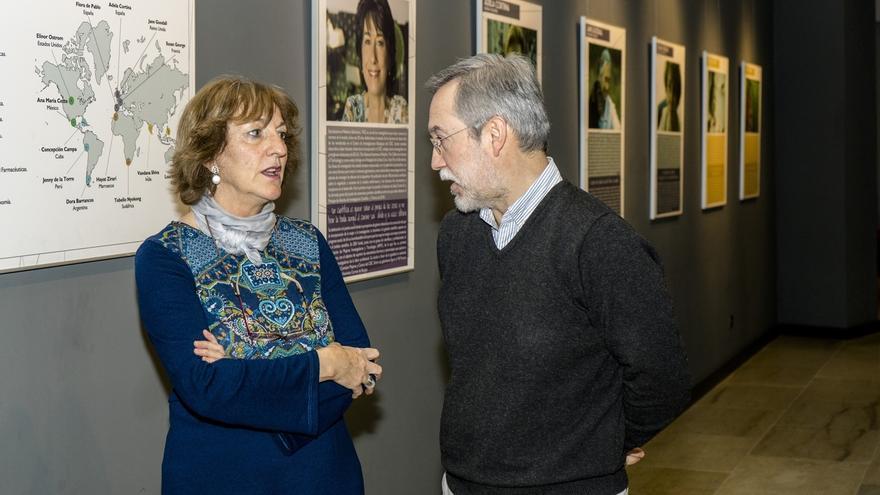 El MUPAC rinde homenaje a la mujer y su vinculación con la ciencia a través de una muestra y una yincana