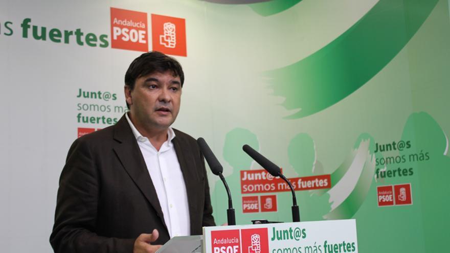 El socialista Gabriel Cruz, alcalde electo de Huelva capital.