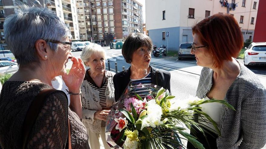 Vecinos de Andoain recuerdan a Juvenal Villafañe, asesinado por ETA en 1993