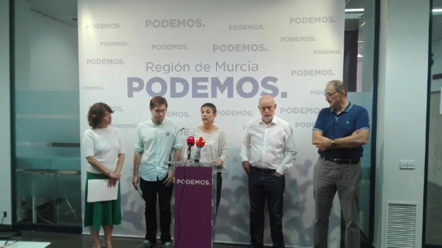 Mª Carmen Toral de Cambiemos Molina