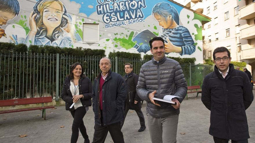 """UPN-PP dice que """"el nacionalismo pone a la educación navarra al servicio de la construcción de un Estado vasco"""""""