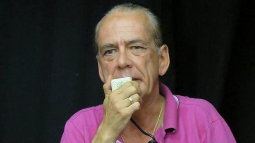Manuel Fitas, líder de la organización Sindicalistas de Base