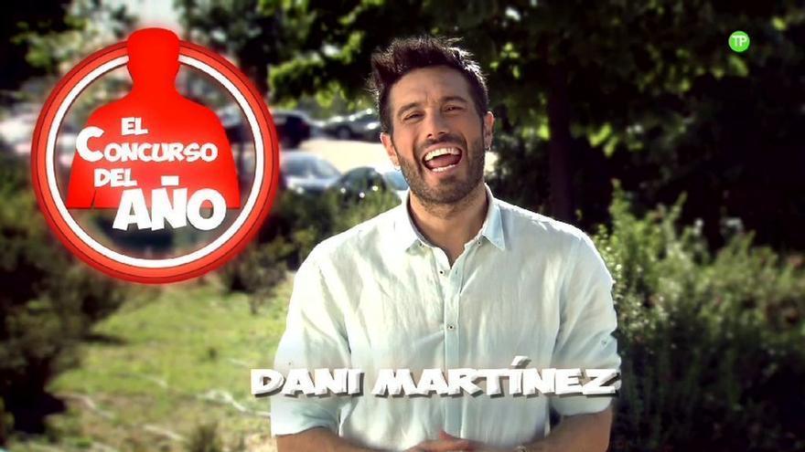 El concurso del año de Dani Martínez en Cuatro