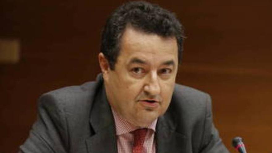 Mariano Herrera, nuevo director general del Fondo de Garantía de Depósitos, en una foto de archivo.