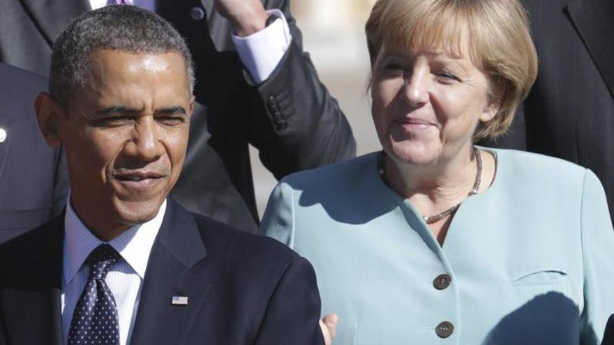 La Fiscalía alemana se plantea acusar a EEUU por espiar a Merkel
