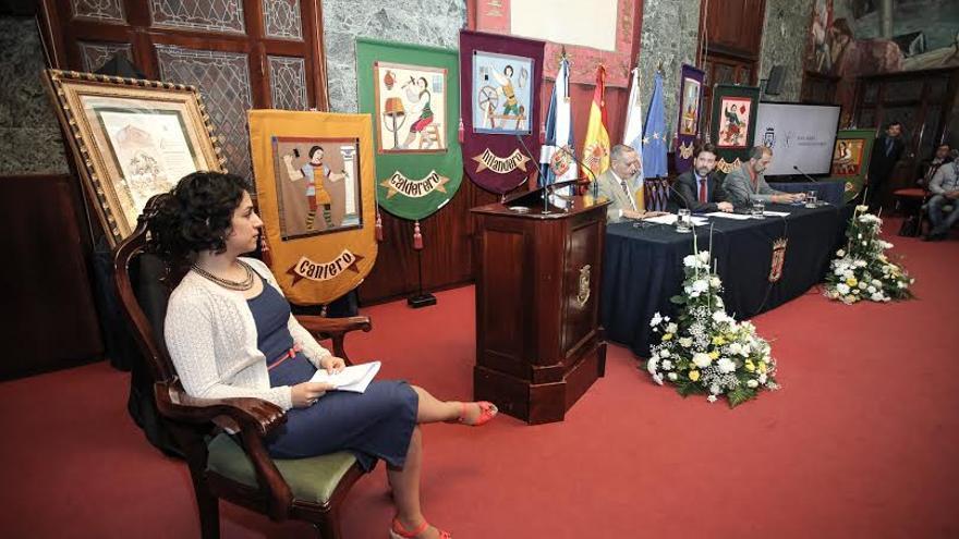 Un año más el Cabildo de Tenerife apoya al sector artesanal de la Isla.