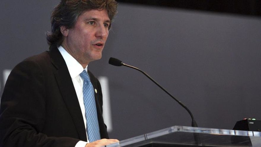 El exvicepresidente argentino Boudou declara con un escrito en la causa por la compra de autos