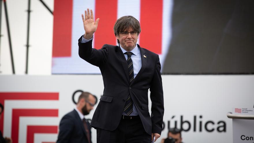 """Puigdemont ve falta de """"autocrítica"""" del Estado 10 años después de la sentencia del Estatut"""