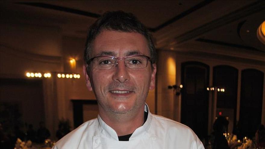 La cocina española es inspiradora, afirma el reconocido chef vasco Andoni Aduriz