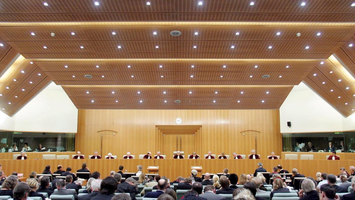 Imagen de archivo de una vista en el Tribunal de Justicia de la UE en Luxemburgo.