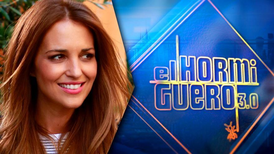 Paula Echevarría visita 'El Hormiguero' y Pedroche se mete 'Dentro de' El Palace