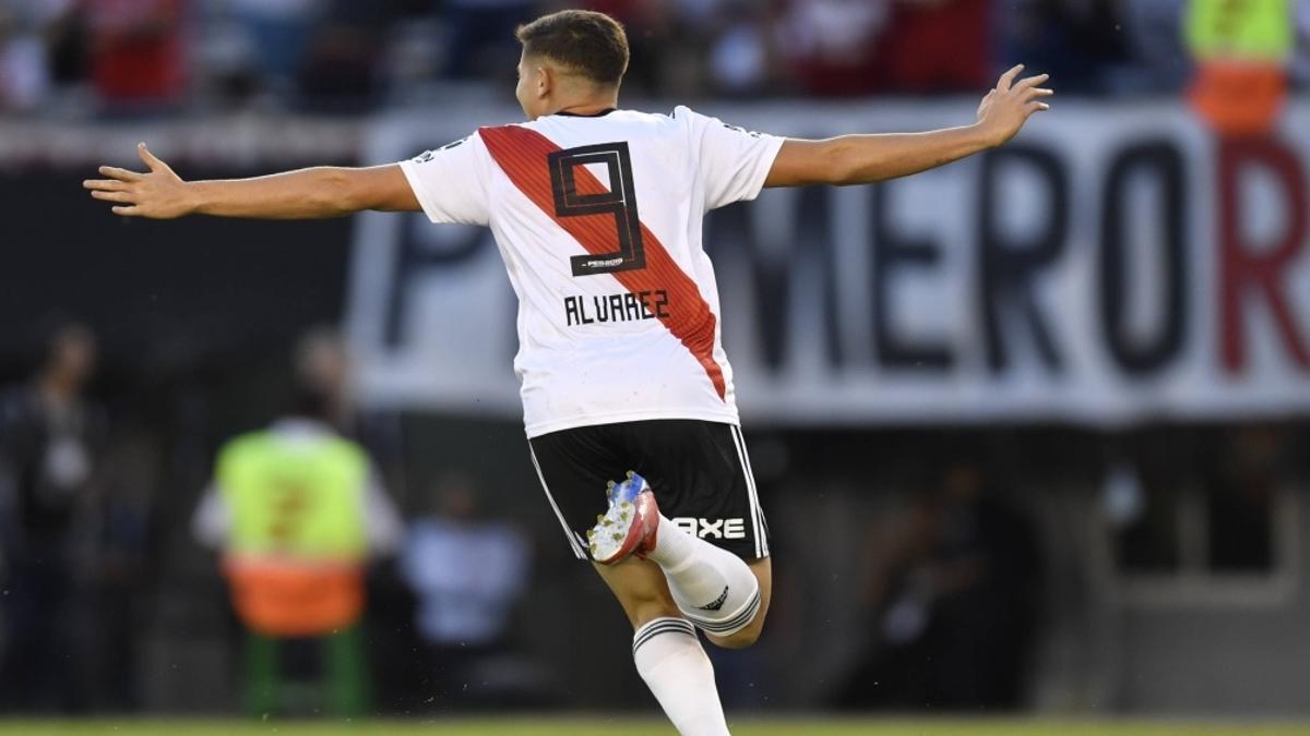 Julián Álvarez estará en la Copa América 2021, en Brasil.