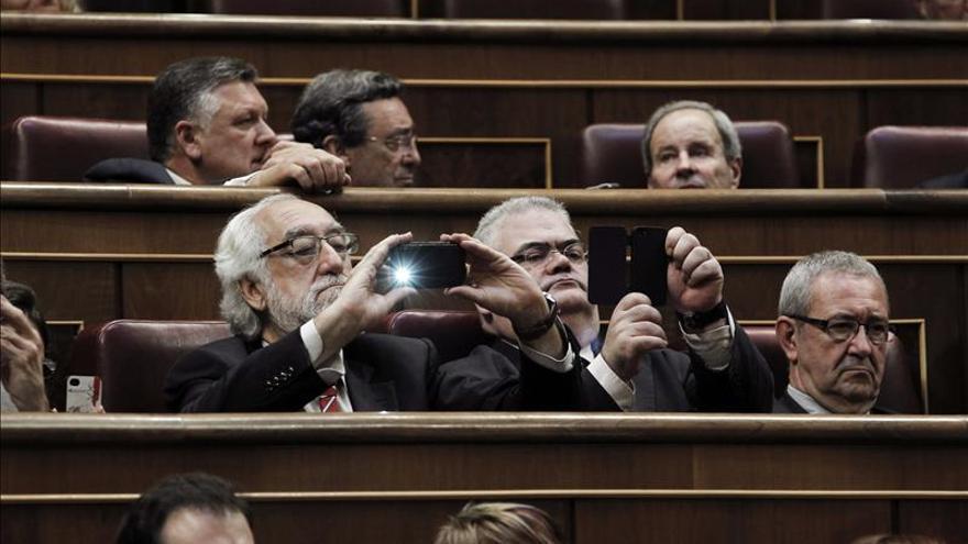 CDC pide que Catalá y F.Díaz expliquen en el Congreso registros judiciales