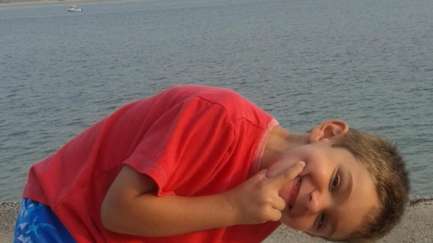 A Julio le diagnosticaron Anemia de Fanconi el 21 de diciembre de 2010