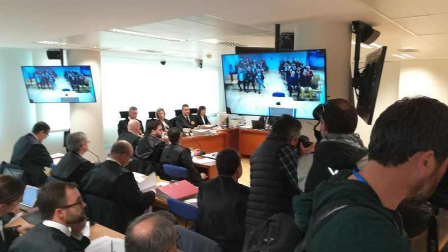 La Audiencia de Alicante acoge el juicio de las basuras de Brugal