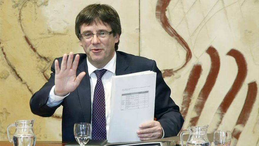 Puigdemont no recibirá a Otegi, pero el Govern respeta su visita al Parlament