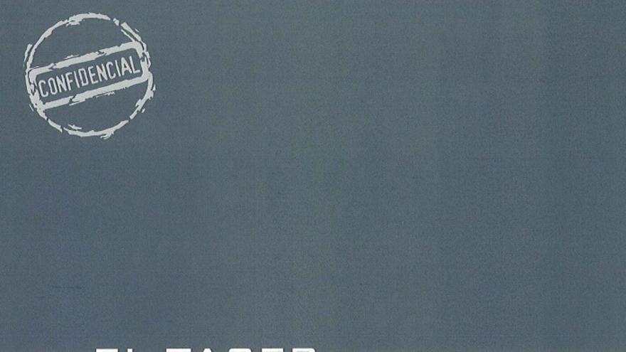 Informe entregado por el Departamento de Seguridad al Parlamento Vasco sobre el Taser