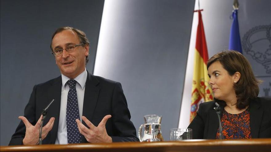 Alonso destaca el descenso de las víctimas mortales por violencia machista