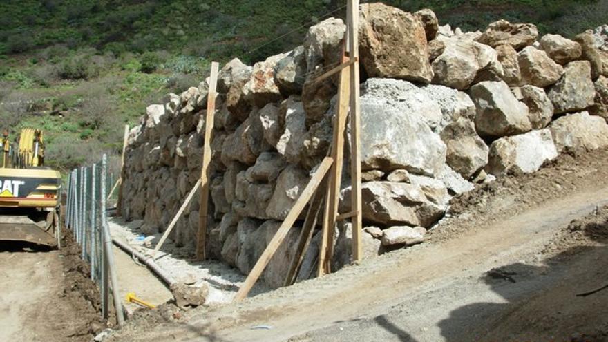 De las obras ilegales en Agaete #17
