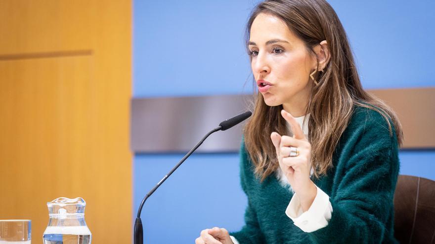 María Navarro, consejera de Hacienda y Servicios Públicos del Ayuntamiento de Zaragoza
