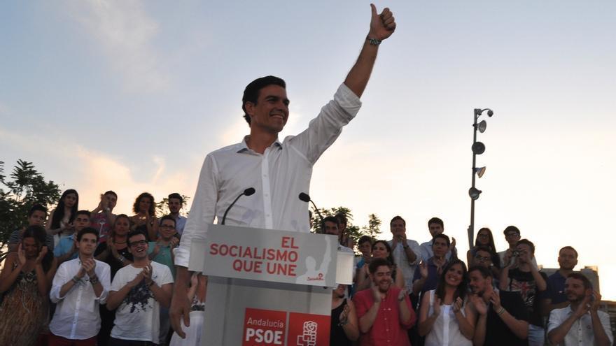 """Ignacio González desea """"mucho éxito"""" a Pedro Sánchez y que """"acierte por el bien del PSOE y de España"""""""
