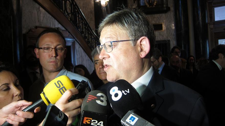 """Puig lamenta la sentencia de los PGE: """"No es posible que la Constitución ampare la desigualdad"""""""